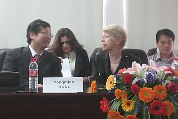 Mary Shirley and Yongmiao Hong