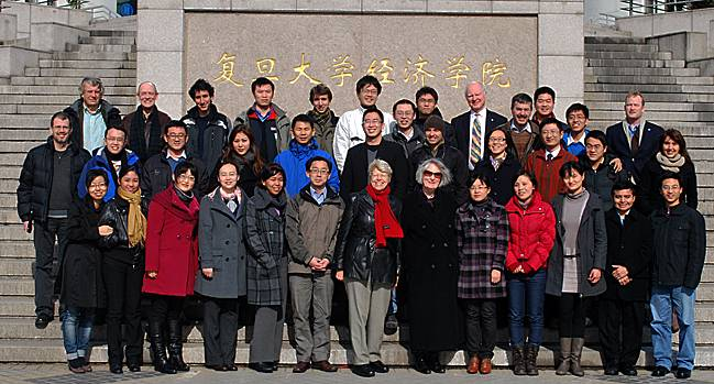 2010 Shanghai workshop graduates and faculty
