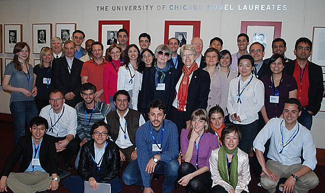 2011 Chicago workshop graduates and faculty