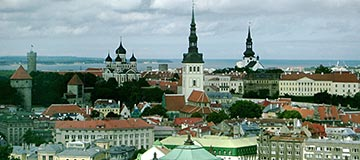Tallinn, By Steve Jurvetson from Menlo Park, USA (Flickr.com - image description page) [CC BY 2.0 (http://creativecommons.org/licenses/by/2.0)], via Wikimedia Commons
