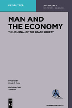 Journal: Man and the Economy