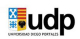 Logo of Diego Portales University